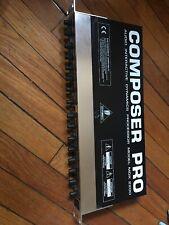 Behringer Composer Pro Model Mdx2200 Dynamic Processor
