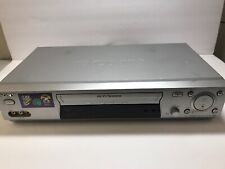 Sony Slv-N88 Hi-Fi Video Cassette Vhs Vcr Recorder Player Tested No Remote