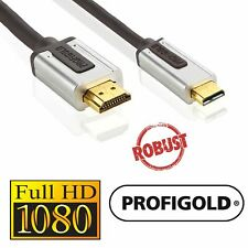 """MICRO HDMI CABLE TO CONNECT WITH TV FOR SAMSUNG ATIV TAB 3 10.1"""" TABLET"""