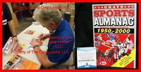 🔥 Tom Wilson Back To The Future Signed Grays Sports Almanac Biff Beckett PSA 🔥