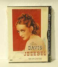 Jezebel (DVD, 2000) original snapcase Bette Davis NEW AUTHENTIC REGION 1
