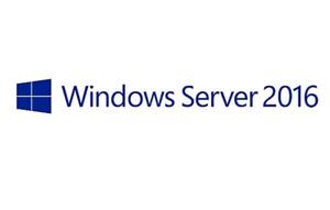 Lenovo Windows Server 2016 License - 16-cores - OEM - ROK - 01GU569