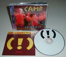 CAMP SKIN GRAFT (!) NOW WAVE Volumes 1-3 CD Album 1997 Skin Graft Records GR50CD