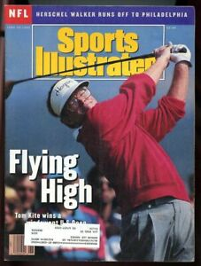 SI: Sports Illustrated June 29, 1992 Flying High Tom Kite Wins US Open VG