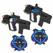 Strike Pros Laser Tag - Reality Gaming Kit (ages 8 ) Includes Gun & Vest 2 Pack