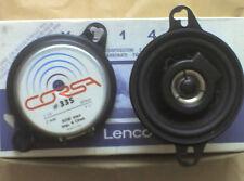 LENCO  Coassiale a 2 vie - Max 50W - Ø 8,7cm