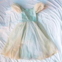 Vintage Girls 1960's Dress