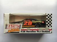 RACING COLLECTABLES - #28 DAVEY ALLISON HAVOLINE DIE CAST CAR 1:64 SCALE