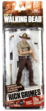New McFarlane mint The Walking Dead Rick Grimes Series 7 Walgreens Exclusive