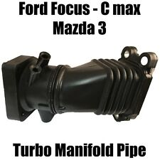 AIR INLET MANIFOLD for FORD FOCUS C-MAX  MAZDA 3 1.6 TDCI TURBO HOSE PIPE TUBE