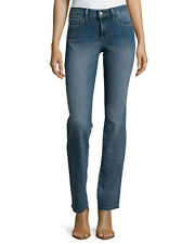 NWT Not Your Daughter's Jeans NYDJ Marilyn Straight Leg Duvall Wash Size 12P