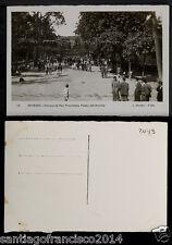 2043.-OVIEDO -18 Parque de San Francisco. Paseo del Bombe