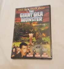 The Giant Gila Monster (DVD, 2002)