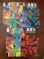 Alien Legion vol. 2 #1-6 & #8 (1987) Epic Comics (Lot of 7) NM-  9.2