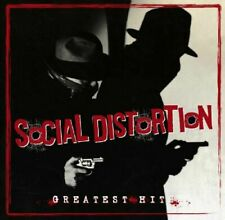 Greatest Hits * [12 inch Vinyl Disc] by Social Distortion (Vinyl, Jun-2007, Time Bomb Records)