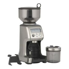 Breville BCG820BSS Electric Coffee Grinder - Silver