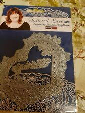 Tattered Lace Vintage Handbag Metal Cutting Die D1230 Handle Cards Crafts