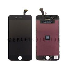 """iPhone 6 (4.7"""") Black LCD Display Touch Screen Digitizer w/Frame Assembly Repair"""