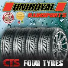 2 TYRES 2X New 2454018 Uniroyal Rain