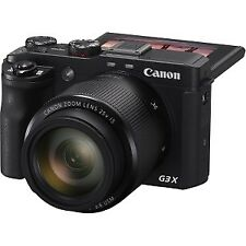 Camara fotos canon PowerShot G3x