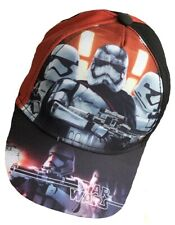 Star Wars One Size Childs Baseball Cap Stormtrooper Ages 3+