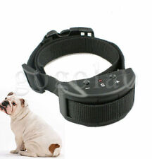Humane Stop Dog Barking Collar Electric Anti Bark Training Aid Control Shock New