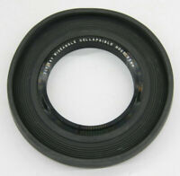 Vivitar - Wideangle Collapsible Rubber - 55mm Lens Hood Shade - USED - C875