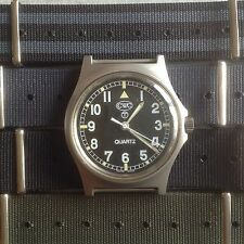 Genuine CWC G10 British Army Watch Issued 2004 inc new strap in choice of colour