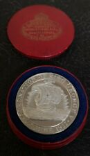Coronation of King George V June 1911by Fattorini, medal / coin, orig box. Rare