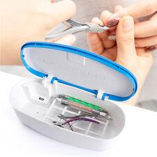 Esterilizador UV LED Herramientas De Uñas Caja De Desinfección Desinfección de limpieza de pinceles de maquillaje