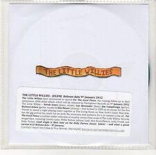 (EN224) The Little Willies, Jolene - 2012 DJ CD