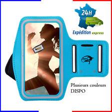 Brassard téléphone bras jogging smartphone iPhone 8 Plus 7  6  6s  S6 bord S7