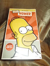 HOMER SIMPSON TIN WIND UP WITH BEER CAN