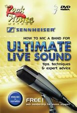 How to Mic a Band for Ultimate Live Sound Tips Techniques & Expert Adv 014027276