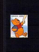Ghana - 1996 - Disney - Winnie The Pooh - Mint - Mnh Single!