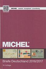Michel Briefe - Katalog Deutschland 2016/2017, 19. Auflage
