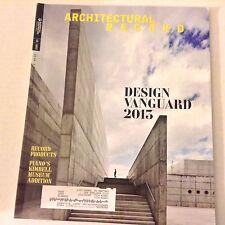 Architectural Record Magazine Design Vanguard December 2013 070817nonrh2