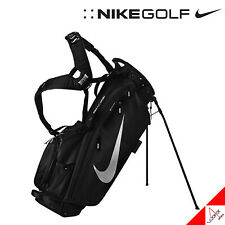 Nike 2020 Air Sports Golf Caddie Stand Bag 10inch 5Way 5.5lb Black CV1303-072