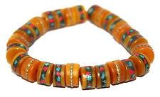 Tibetan prayer beads healing bracelet Adjustable wrist mala yoga bracelet E9