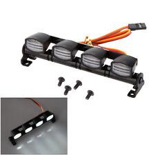 RC Car Aluminum LED Bar Multi Function 5 Modes LED Light 1/10 1/8 Tamiya 4WD 505