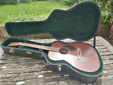 More details for martin 000-15m mahogany acoustic guitar (& case)
