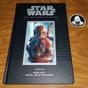 Star Wars 30th Anniversary Collection Vol 9: Boba Fett: Death, Lies… Hardcover