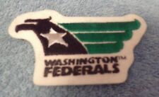 USFL: Washington Federals Team Patch