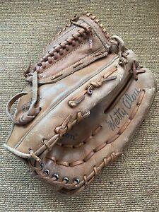 Wilson Pro Model A2601 Matty Alou Baseball Glove RHT Leather Brown