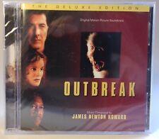 James Newton Howard: Outbreak Deluxe 2CD VS Soundtrack