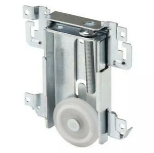 Prime-Line N 6790 Mirror Door Roller Assembly Replacement Part for Steel-Frame