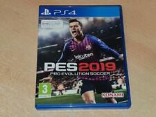 PES 2019 Pro Evolution Soccer ps4 Playstation 4 ** Kostenlose UK Versand **