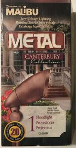 Intermatic Malibu Metal Landscape Flood light  CS180B Canterbury Collection New