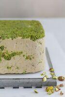 Halva pistachio special brend from jerusalem fresh crispy free shipping 180g