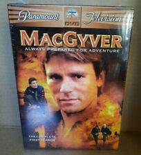 MacGyver The Complete First Season Dvd 6-Disc Box Set (2005) New
